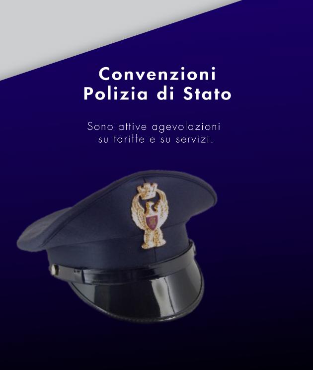 Convenzioni Polizia di Stato