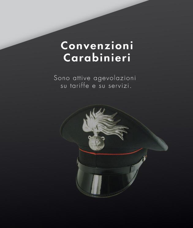 Convenzioni Carabinieri