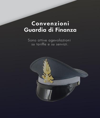 Convenzioni Guardia di Finanza